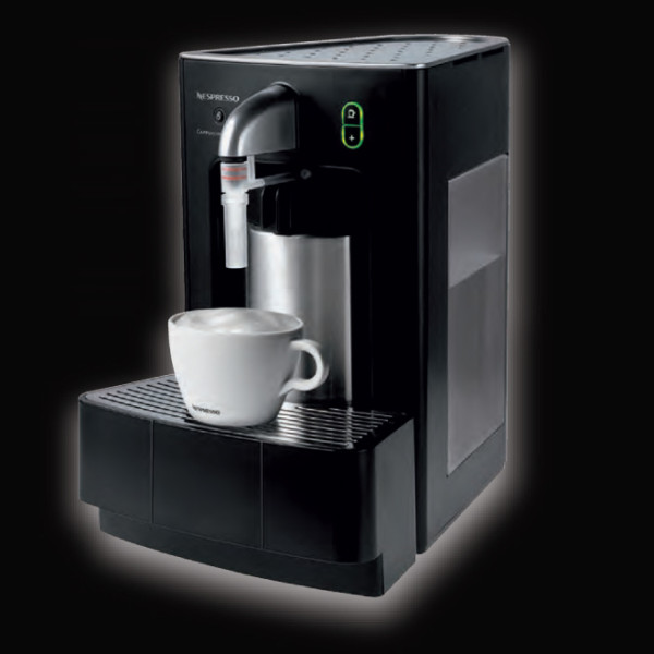 nespresso cs20 cappucinatore java island coffee. Black Bedroom Furniture Sets. Home Design Ideas