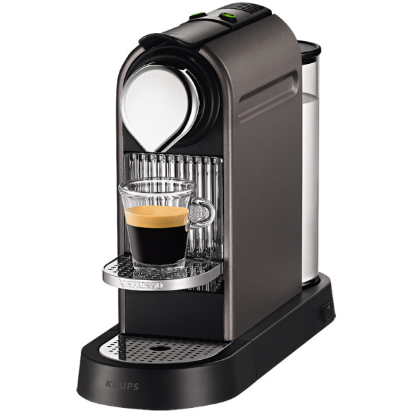 nespresso citiz automatic machine java island coffee. Black Bedroom Furniture Sets. Home Design Ideas