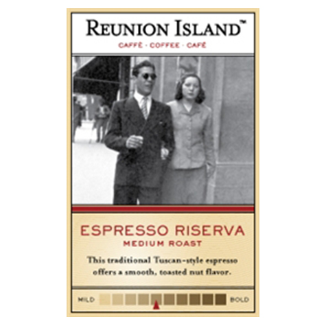 Reunion Island Whole Bean Regular Coffee Java Island Coffee