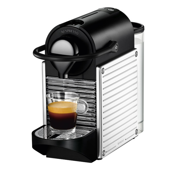 nespresso pixie automatic machine java island coffee. Black Bedroom Furniture Sets. Home Design Ideas