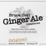 Bruce Cost Ginger Ale